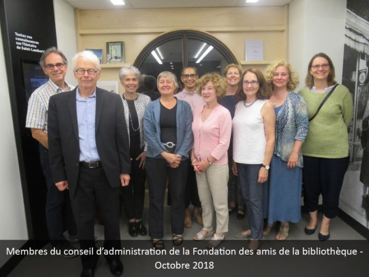 Fondation amis bibliotheque photo 1